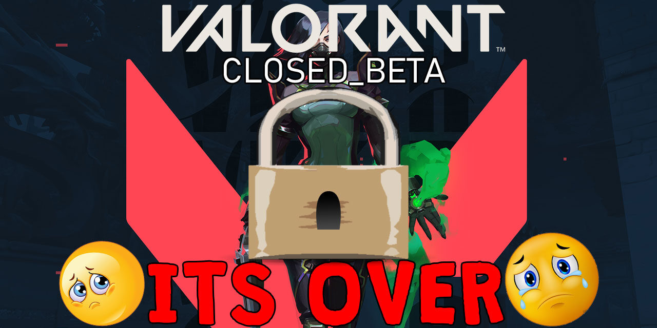 Valorant Beta ends: will I keep my rank and skins?