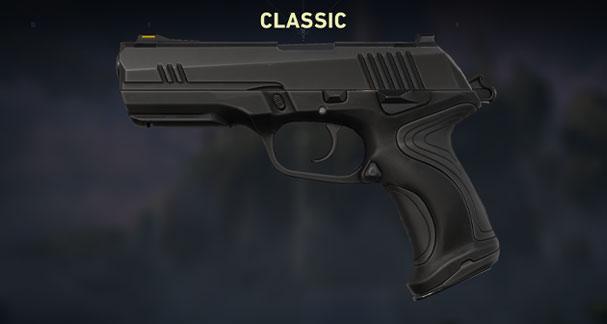 Classic pistol image
