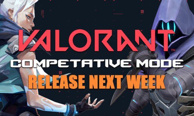 Valorant Ranked Release Date Set For Next Week (22nd – 26th)
