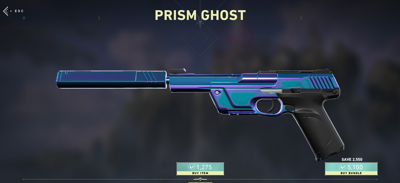 Prism Collection Ghost