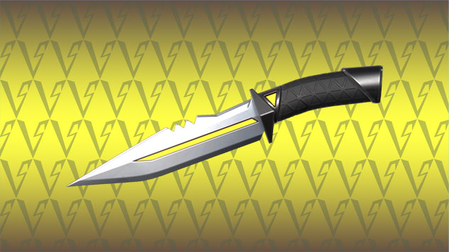 Valorant Kingdom knife Medium