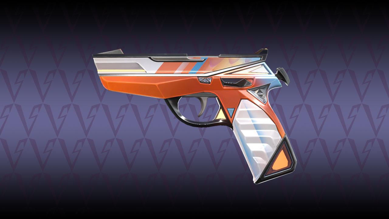 prime classic orange Variant lvl5