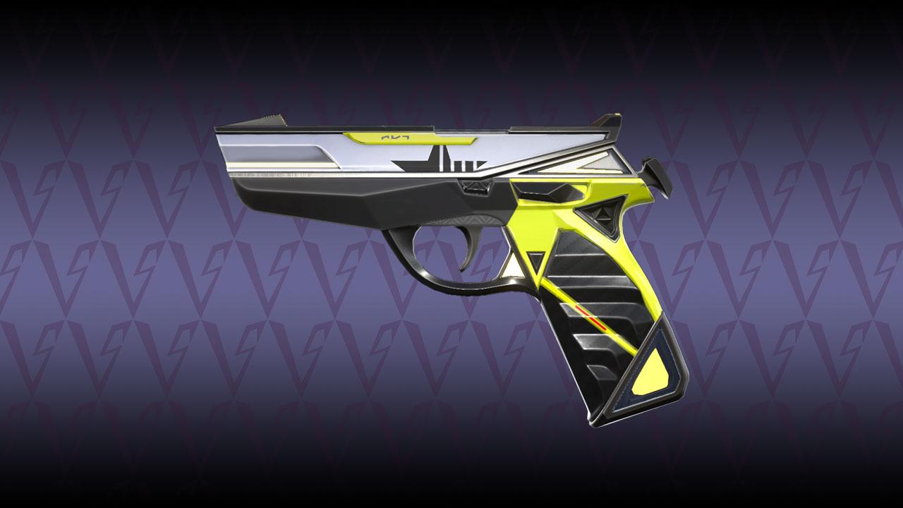 Prime classic yellow Variant lvl7