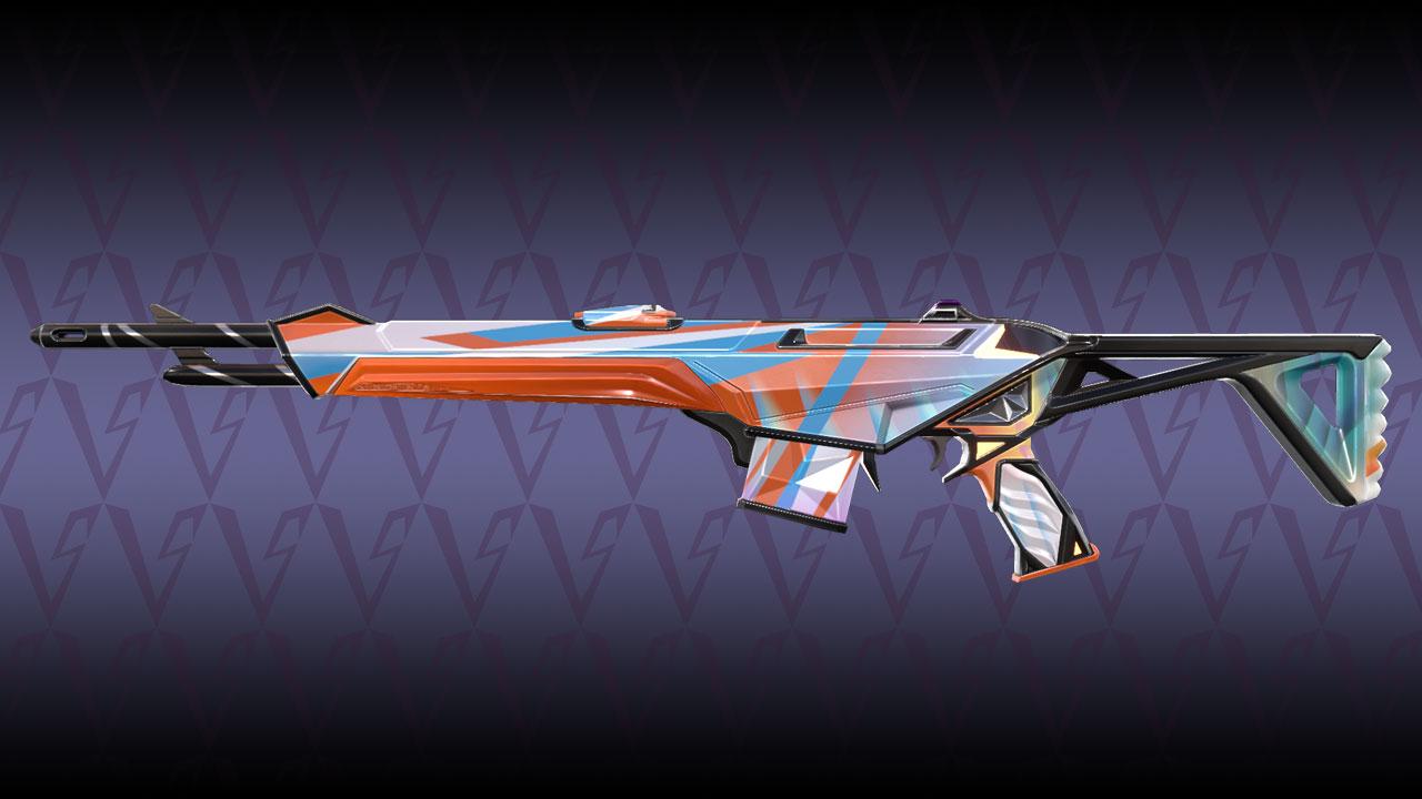 Prime Guardian orange Variant lvl5