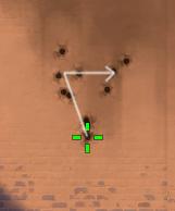 guardian spray pattern - alt fire