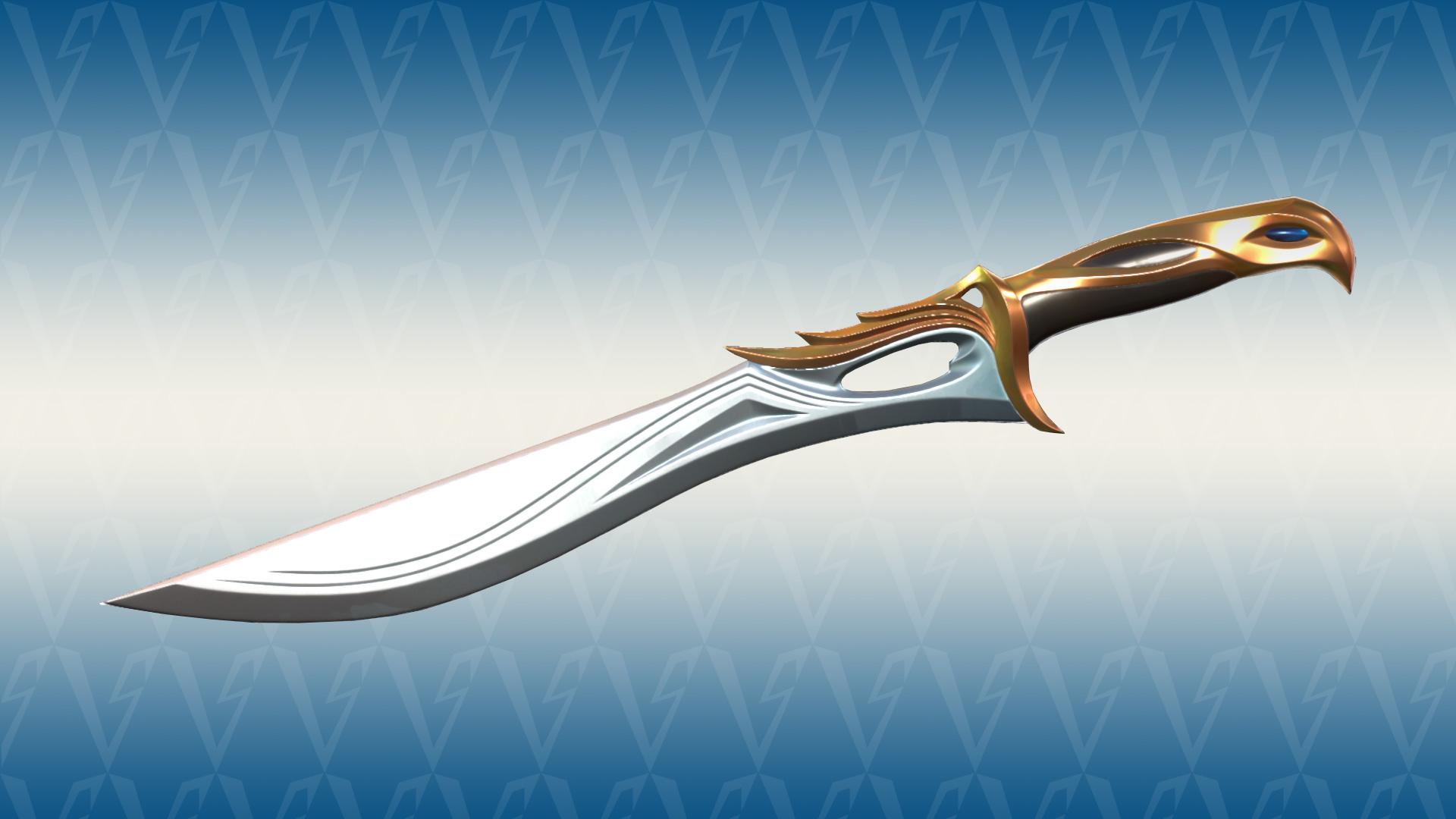 Valorant Sovereign Knife HD