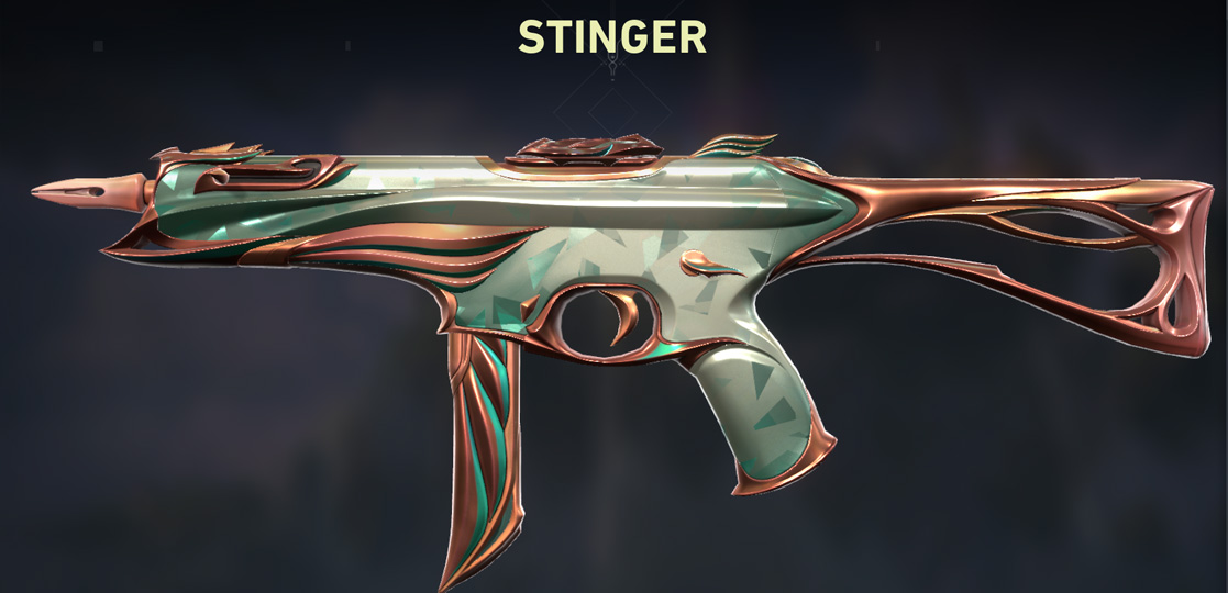 VaSovereign Stinger Variants radiante points