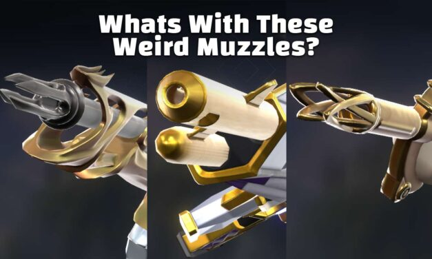 Valorant Skins News: WHAT'S WITH THE WEIRD MUZZLES?