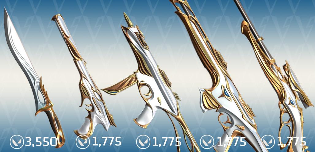 valorant store sovereign skins