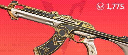 valorant operator skin: luxe