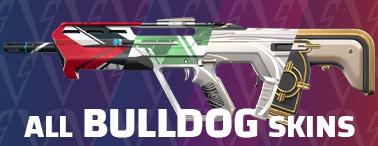 Valorant skins - bulldog