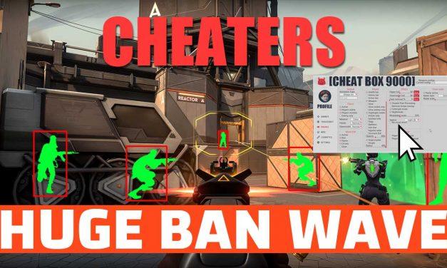 Valorant cheaters: How good is Valorant anti cheat?