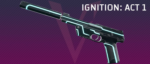 valorant ghost skins - dot exe
