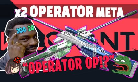 Double Op Meta Emerges: is the Valorant operator op?