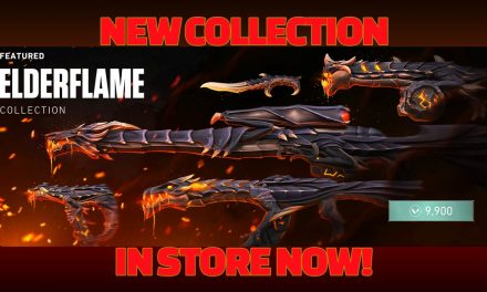 NEW VALORANT ELDERFLAME COLLECTION – FULL BUNDLE
