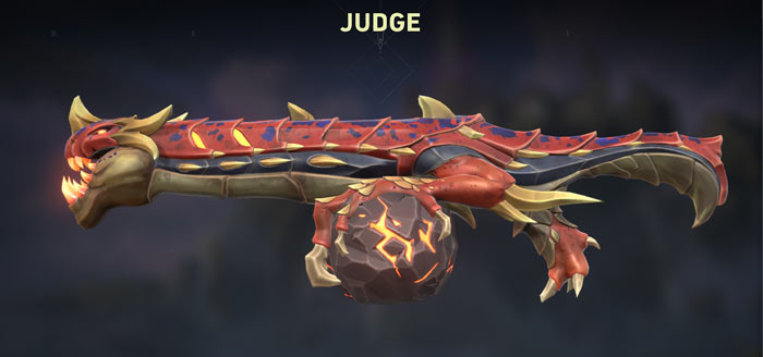 elderflame judge red variant