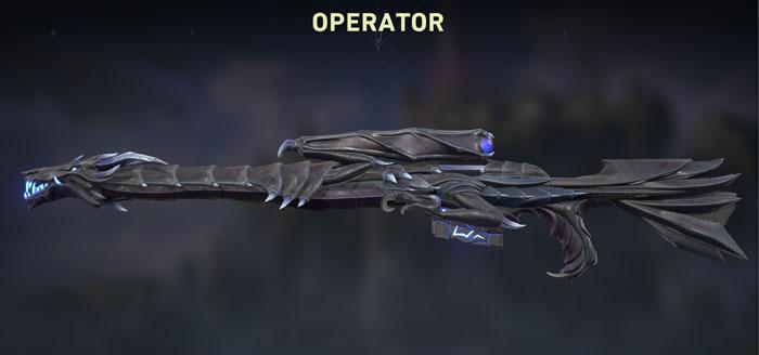 elderflame operator dark variant