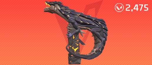 valorant frenzy skins - elderflame