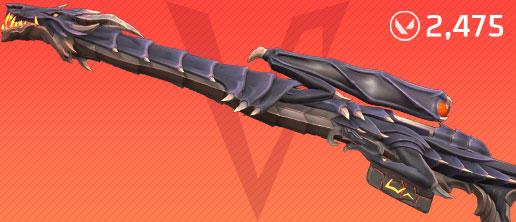 valorant operator skins - elderflame
