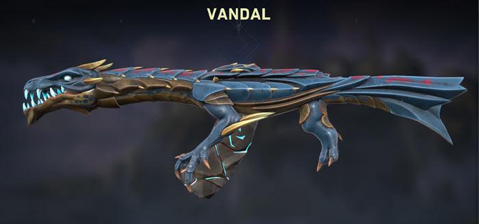 elderflame vandal blue variant