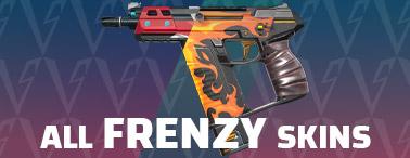 Valorant skins - frenzy