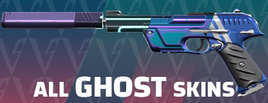 Valorant skins - ghost