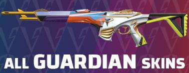 Valorant skins - guardian