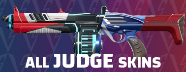 valorant skins - judge
