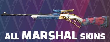 Valorant skins - marshal