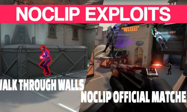 The two most ridiculous Valorant bugs so far: no-clip and Haven exploits