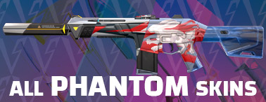 Valorant skins - phantom