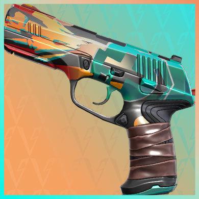 valorant skins - pistolinha classic