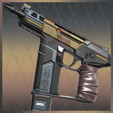 valorant skins - ragnarocker frenzy