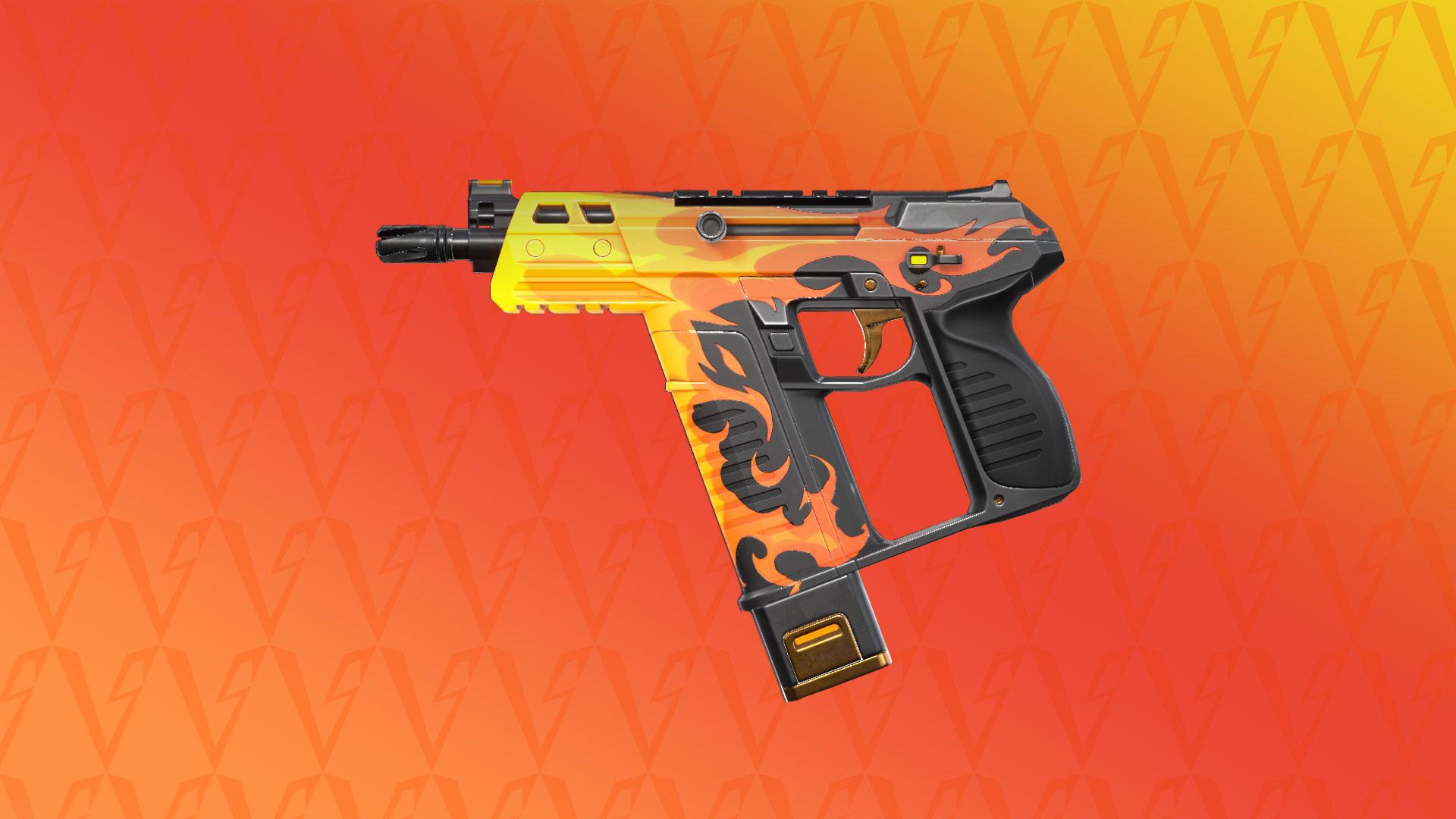 spitfire frenzy skin
