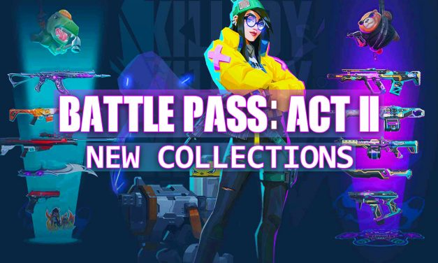 Ignition Act 2 battle pass rewards: polyfox, red alert and Hivemind Skins