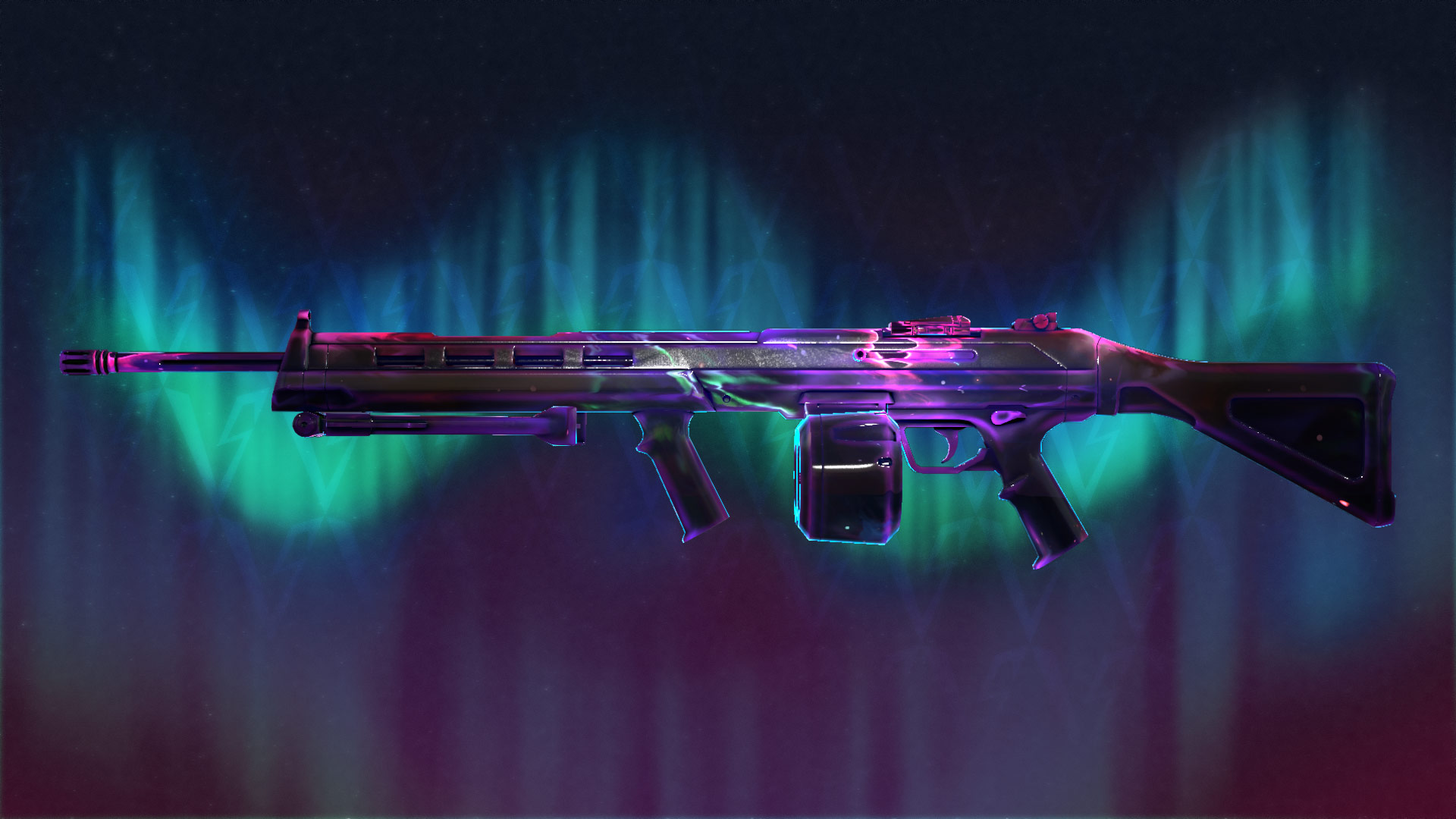 valorant nebula knife