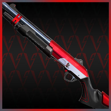 valorant skins red alert bucky