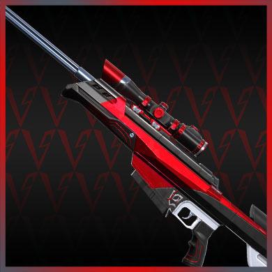 valorant skins red alert operator