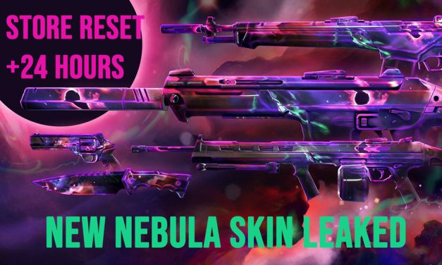 New Nebula Collection + Store reset extended 24 hours