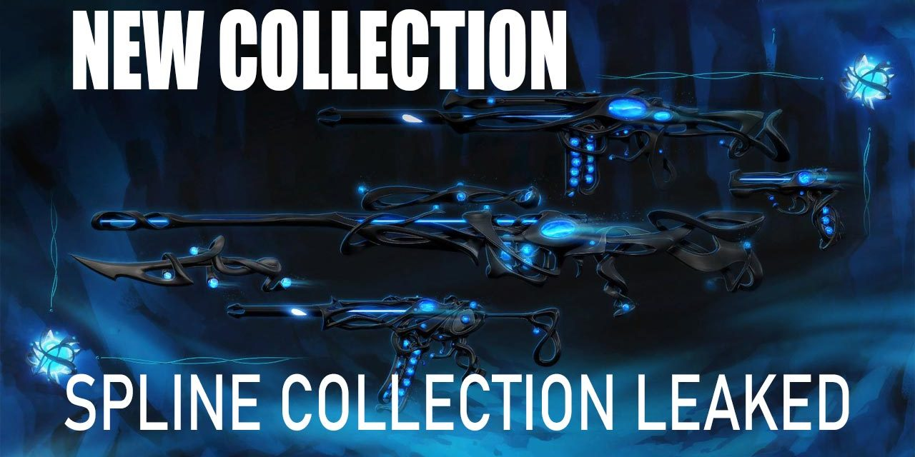 New Skins Leaked: Spline Collection preview