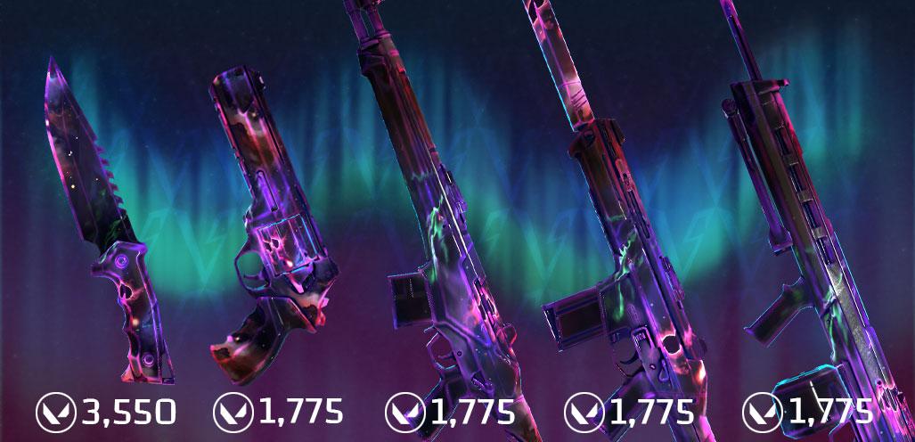 valorant nebula prices