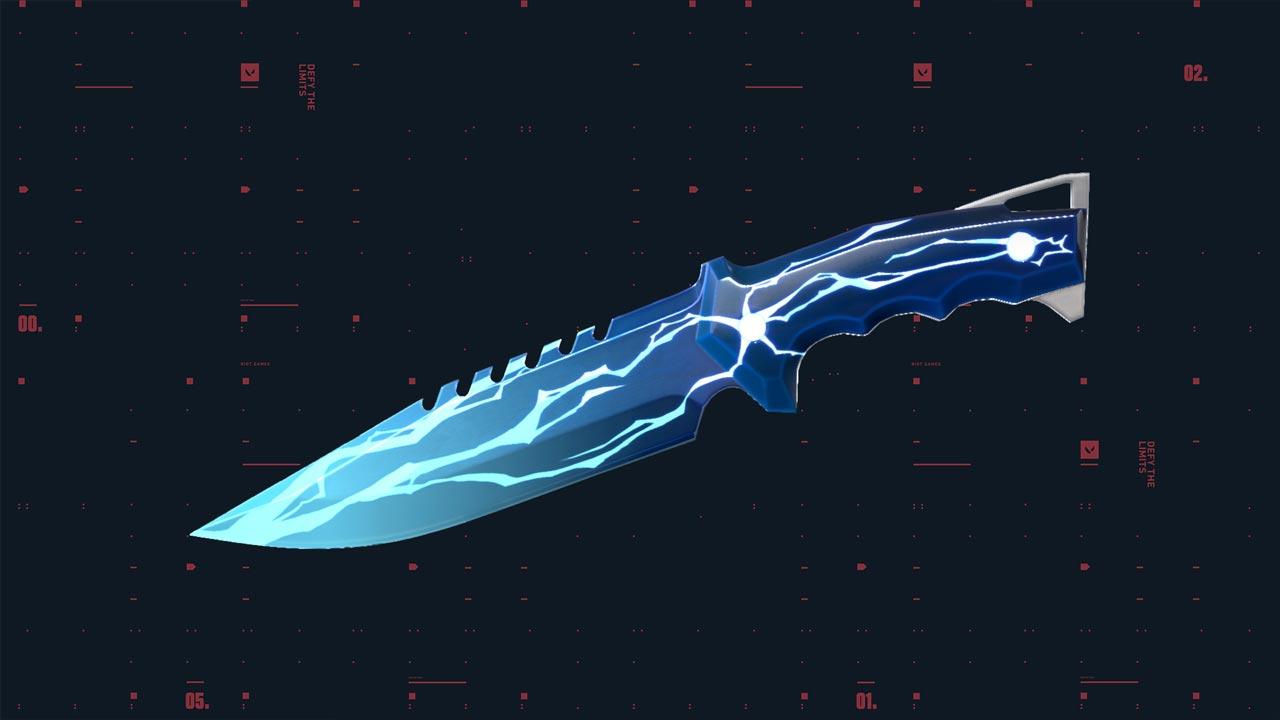 spline knife