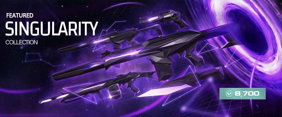 valorant singularity price