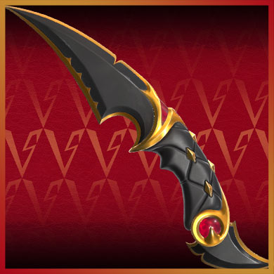 Valorant Elderflame Collection knife