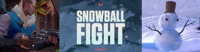 Snowball Fight Mode