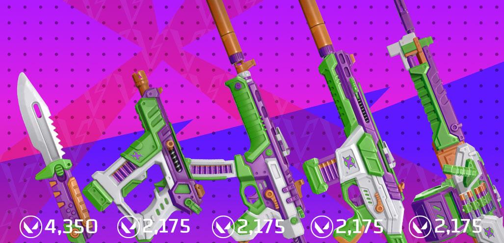 Valorant BlastX Prices