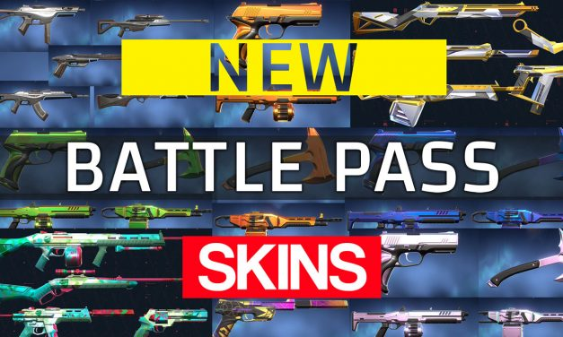 Battle Pass Act 2 Skins