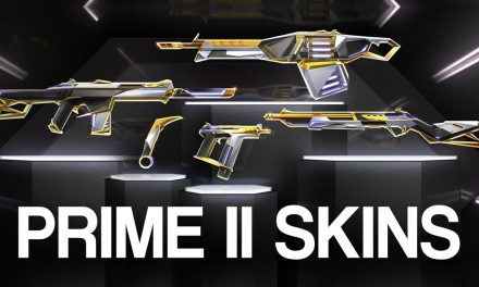 New Valorant Prime 2.0 skins Released