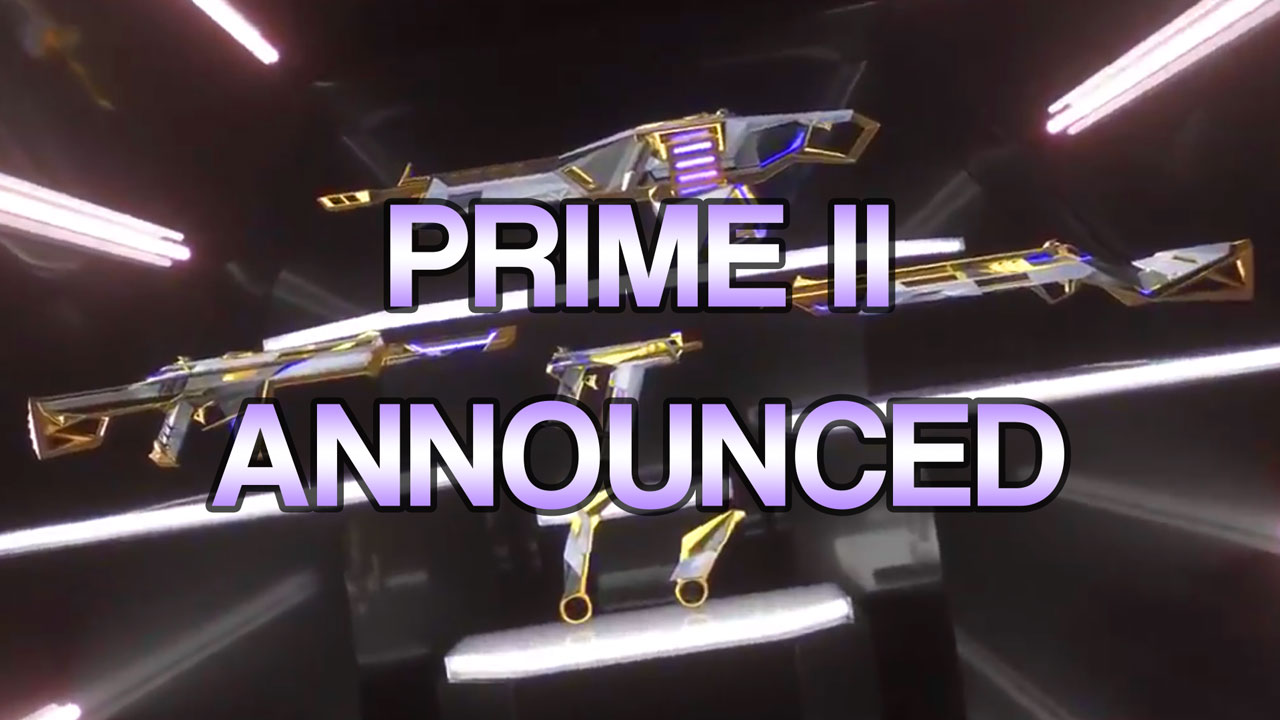 Prime II Skins Announced