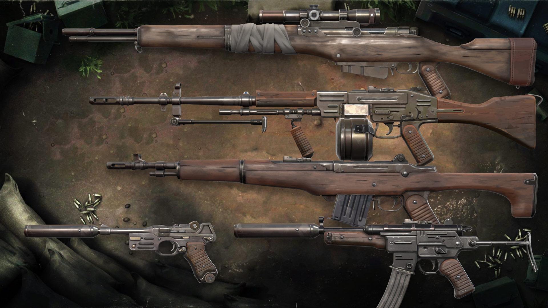 Valorant infantry skins